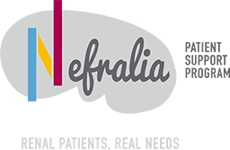 Nefralia - Patient Support Program